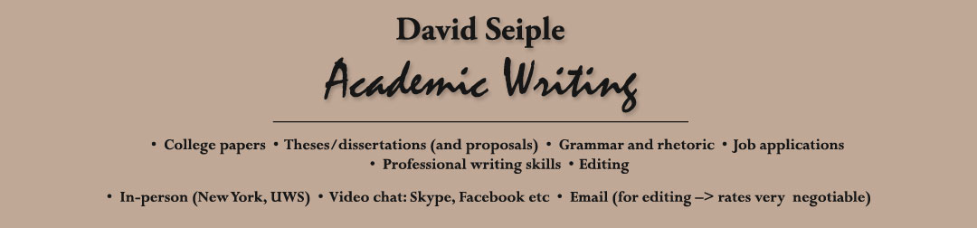 D. Seiple Online